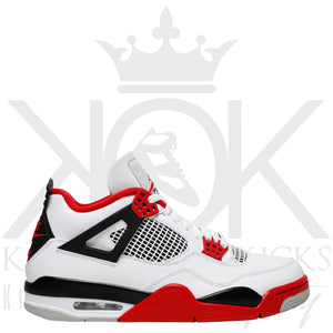 Air Jordan 4 Fire Red 2020