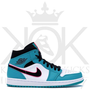Air Jordan 1 Mid South Beach