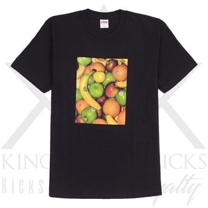 Supreme Fruits Tee Black