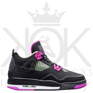 Air Jordan 4 Fuschia GS