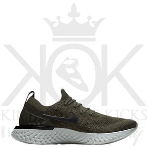 Nike Epic React Flynit Olive