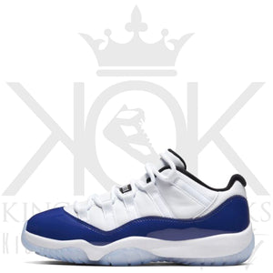 Air Jordan 11 Low White Concord