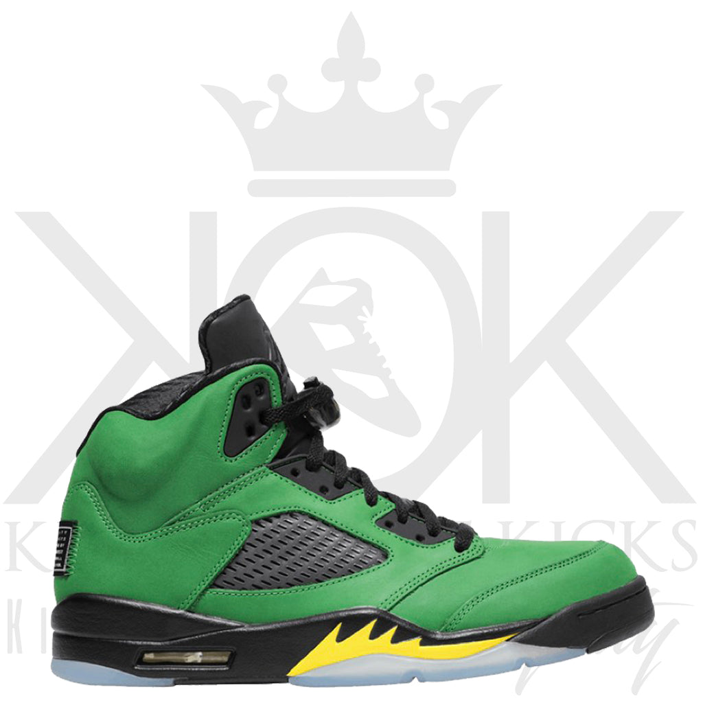 Air Jordan 5 SE Oregan