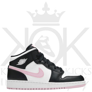 Air Jordan Mid Light Arctic Pink