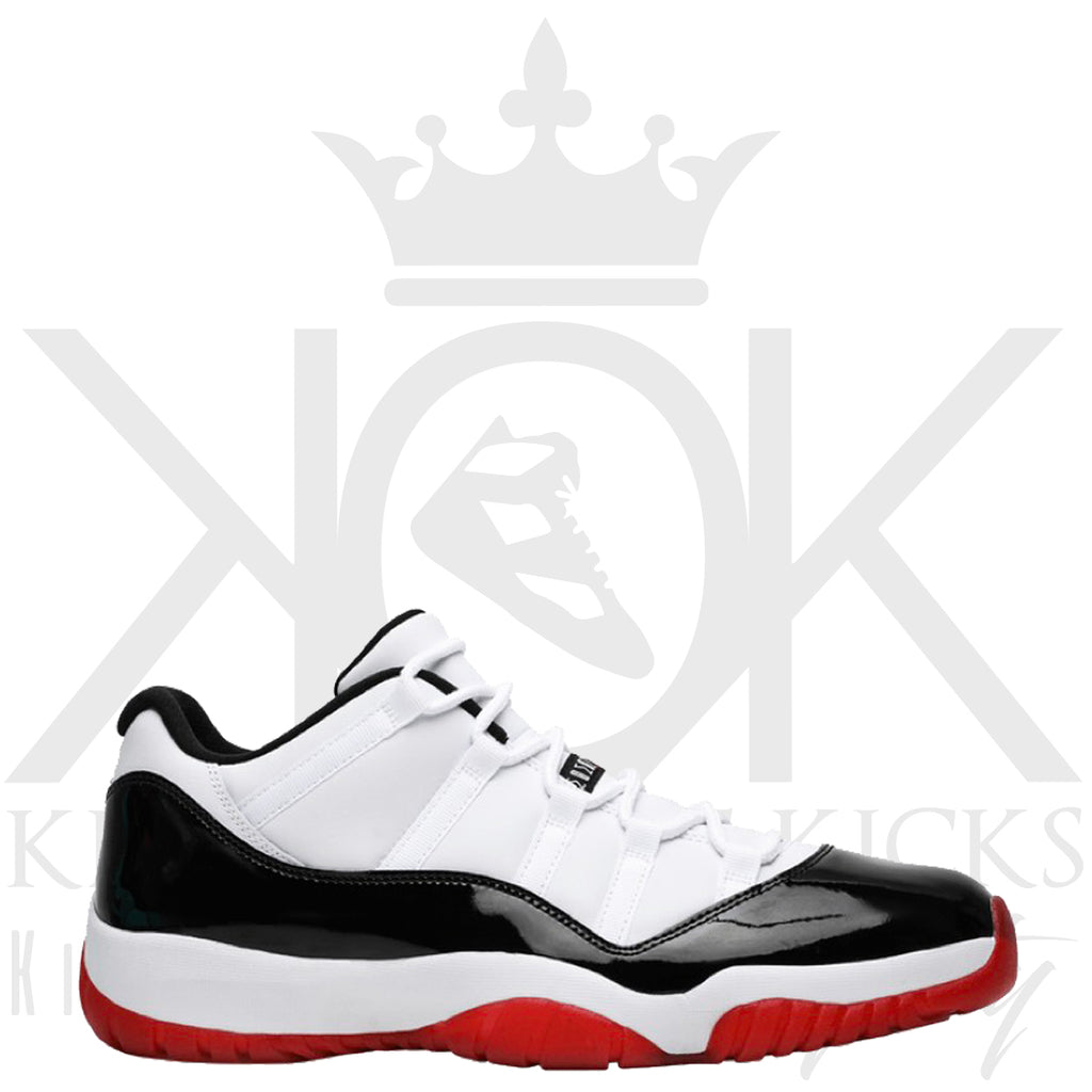 Air Jordan Bred Concord 11 Low