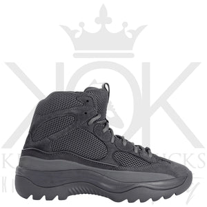 Yeezy Season 6 Boot Graphite