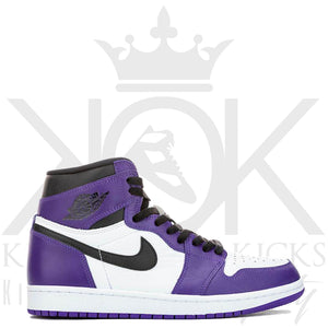 Air Jordan 1 Court Purple 2.0