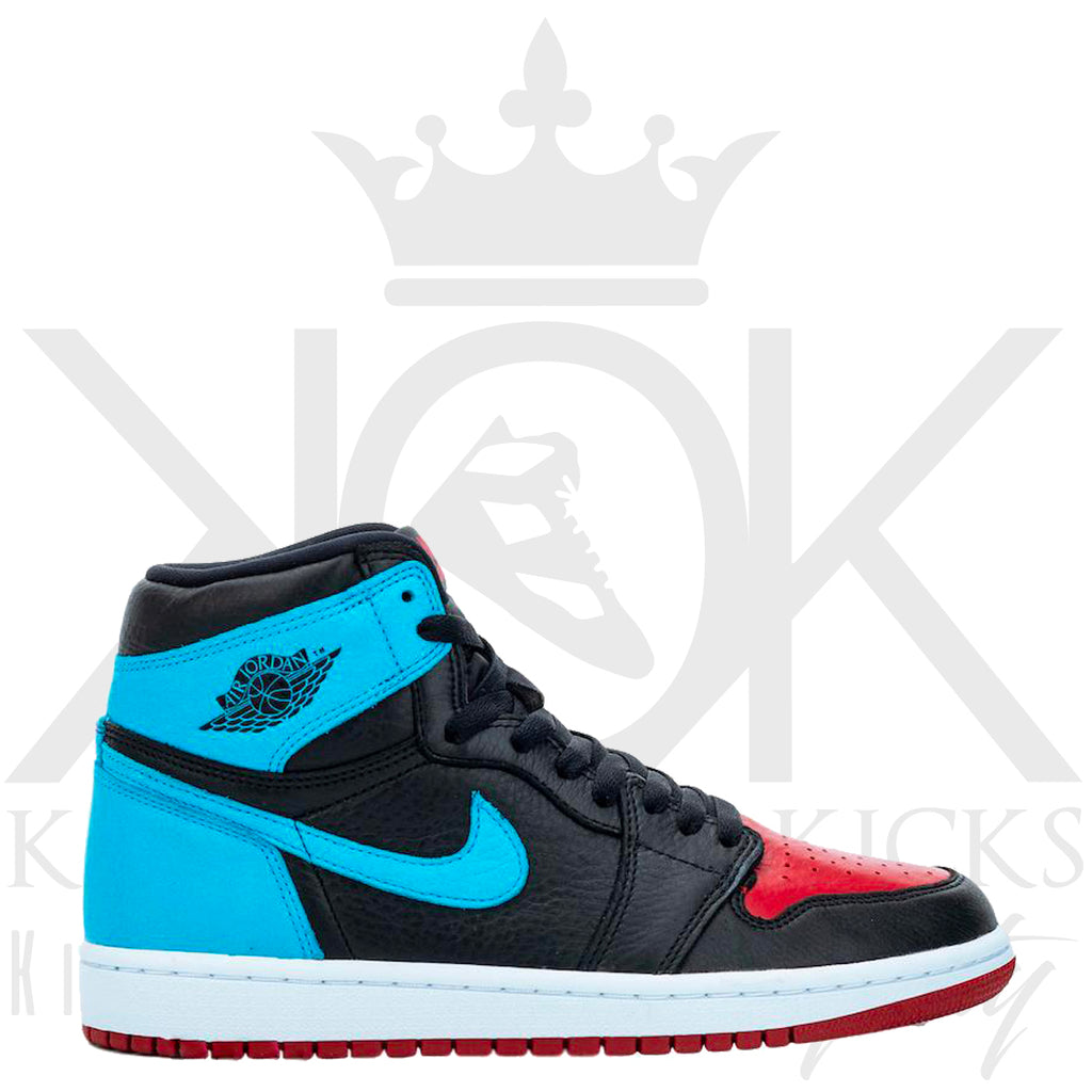 Air Jordan 1 UNC to Chicago WMNS