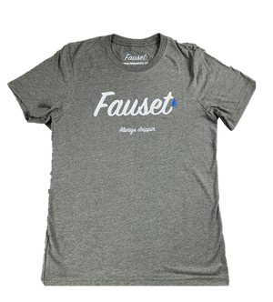 Fauset Always Dripping Grey Tee