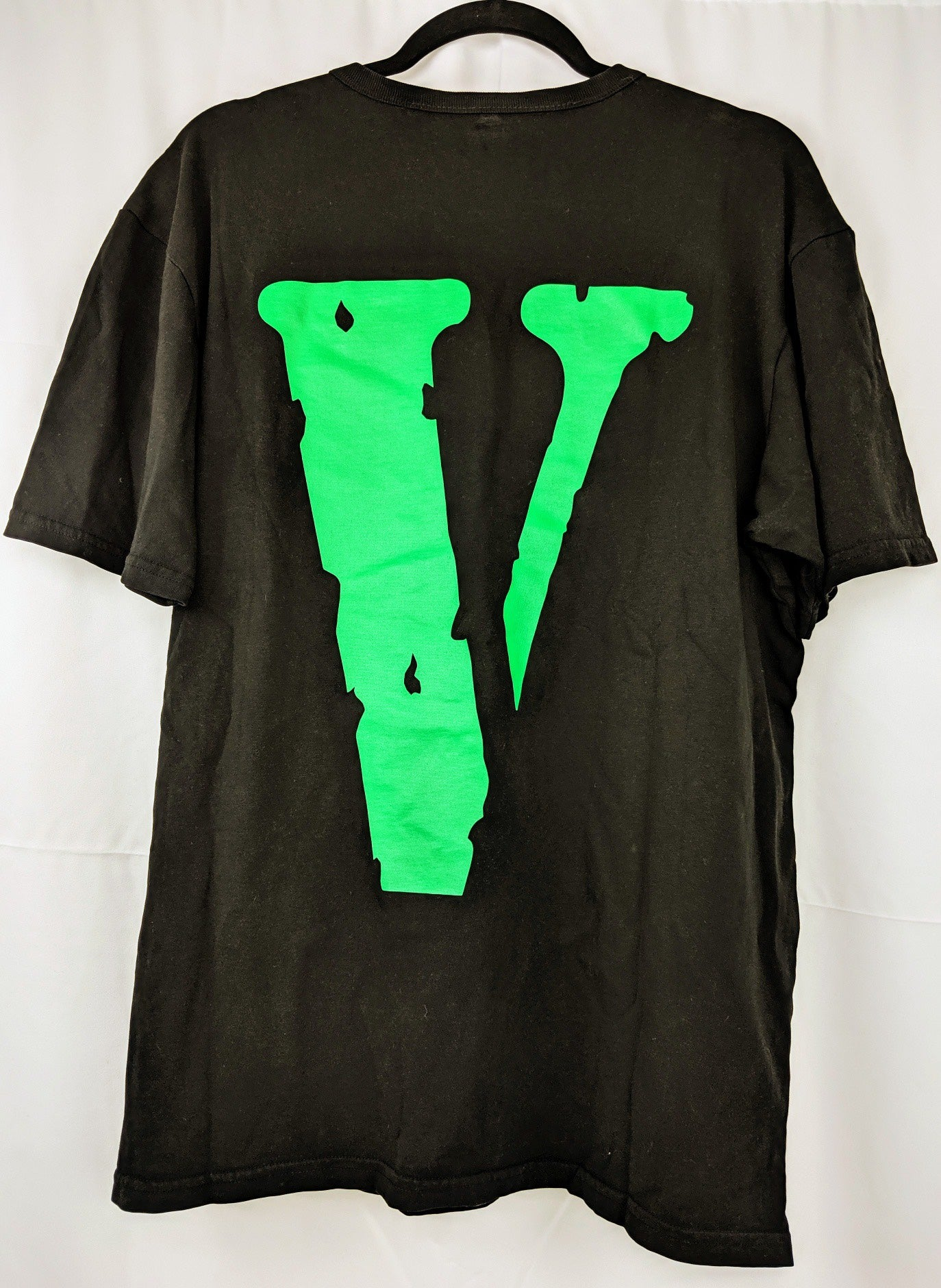 Vlone Friends Green Tee