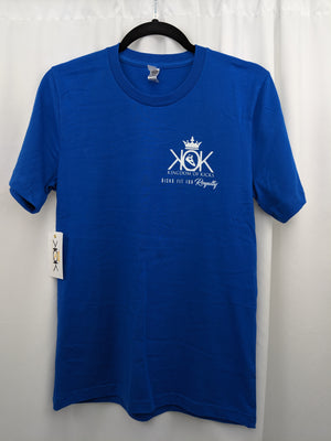 KOK Royal White Logo Tee