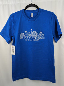 KOK Born & Raised Royal Tee