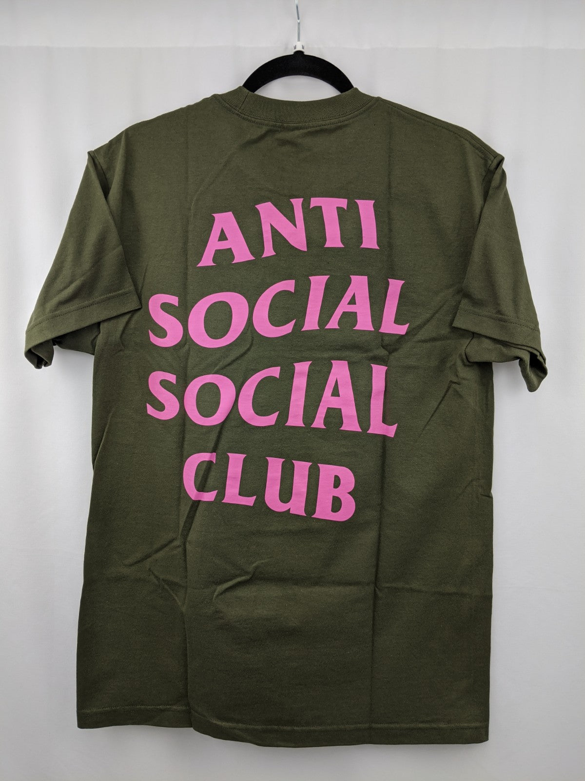 Anti Social Club X Undefeated Club Green Tee