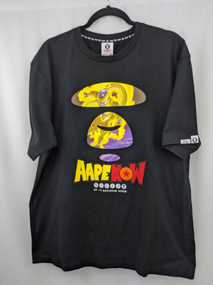 Aape Frieza Tee Black