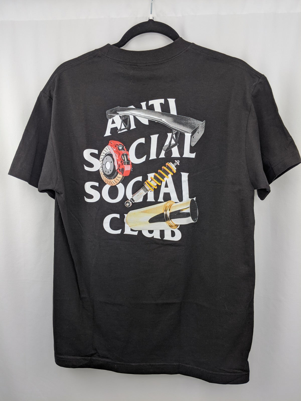Anti Social Club Riceroni Black Tee