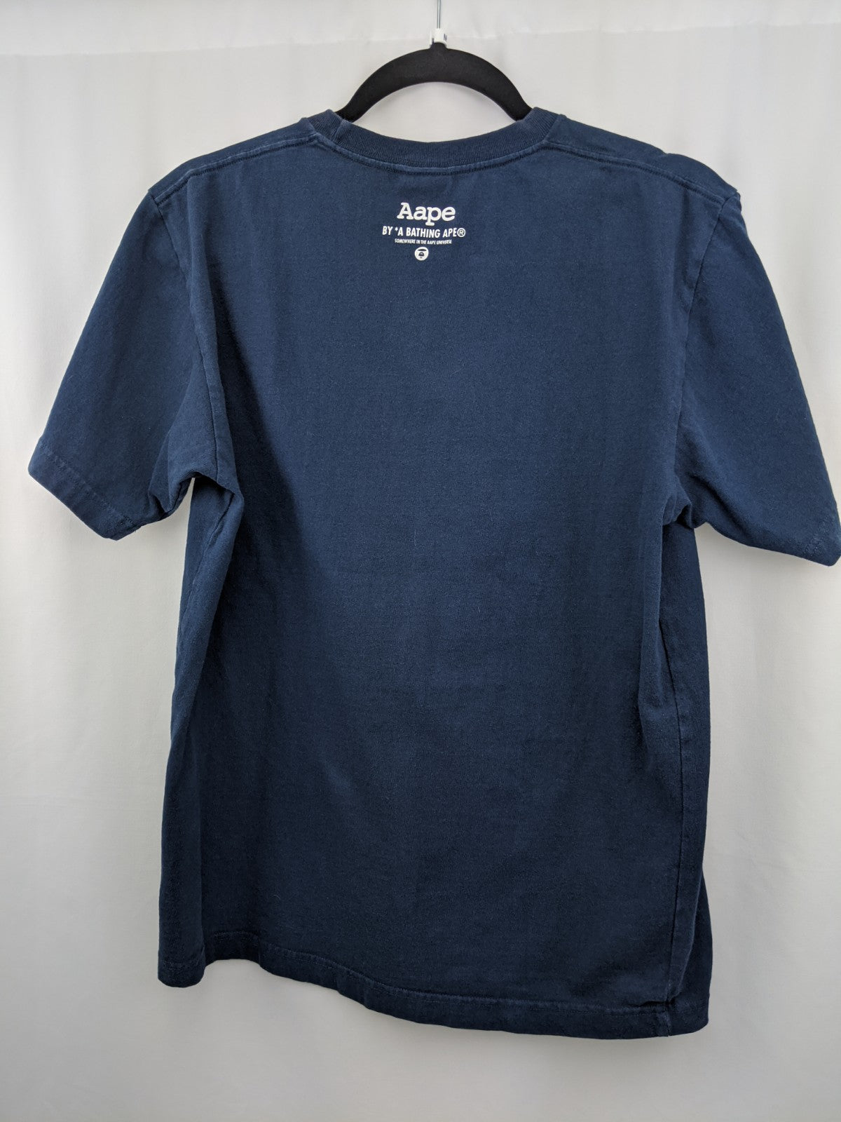 Aape Now Navy Tee