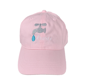 Fauset Pink Dad Hat