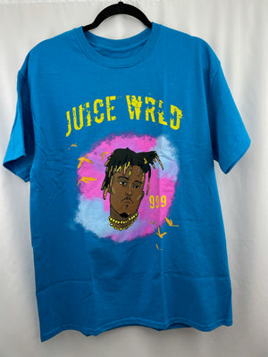 Juice World Above Tee Blue