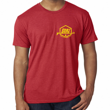 Red Hex Short Sleeve