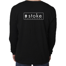 Black Rectangle Long Sleeve