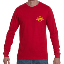 Red Hex Long Sleeve