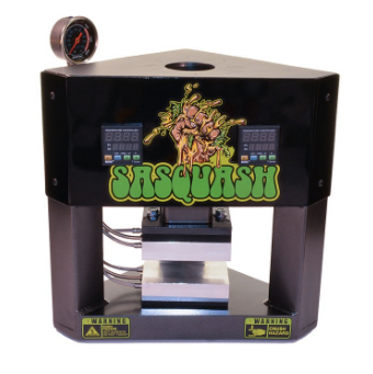 A Sasquash M1 Rosin Press