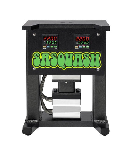 "A Sasquash .5 ""Half Squash"" Rosin Press"