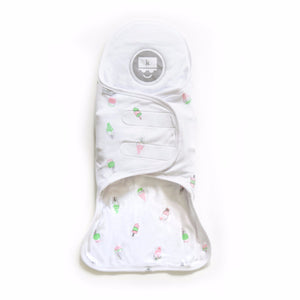 Kepi Support Swaddle - Ice Cream