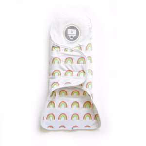 Kepi Support Swaddle - Rainbows