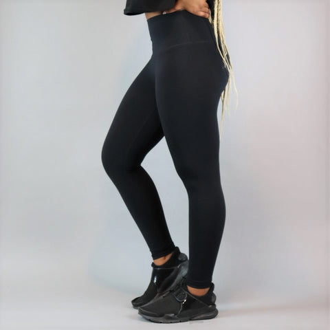 Ayan Legging - Black