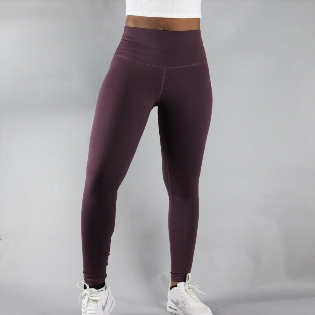 Ayan Legging - Bordeaux