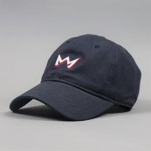 Double Edge - Navy/Red