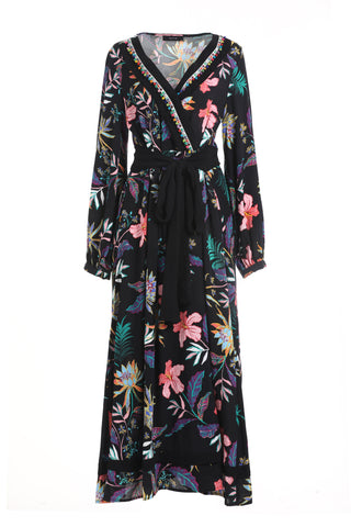 GONE TROPPO MAXI DRESS - ELLY M Australia
