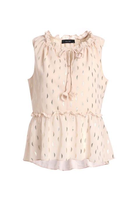 Aria Sleeveless Top - ELLY M Australia