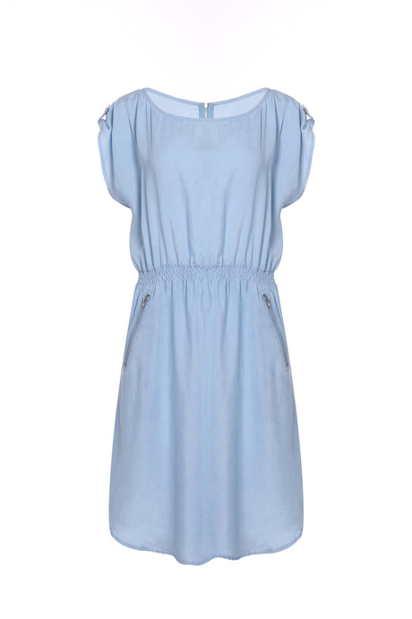 Emerson Zip Dress - ELLY M Australia