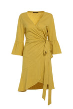 Madison Wrap Dress - ELLY M Australia