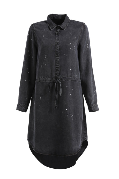 Skye Shirt Dress - ELLY M Australia