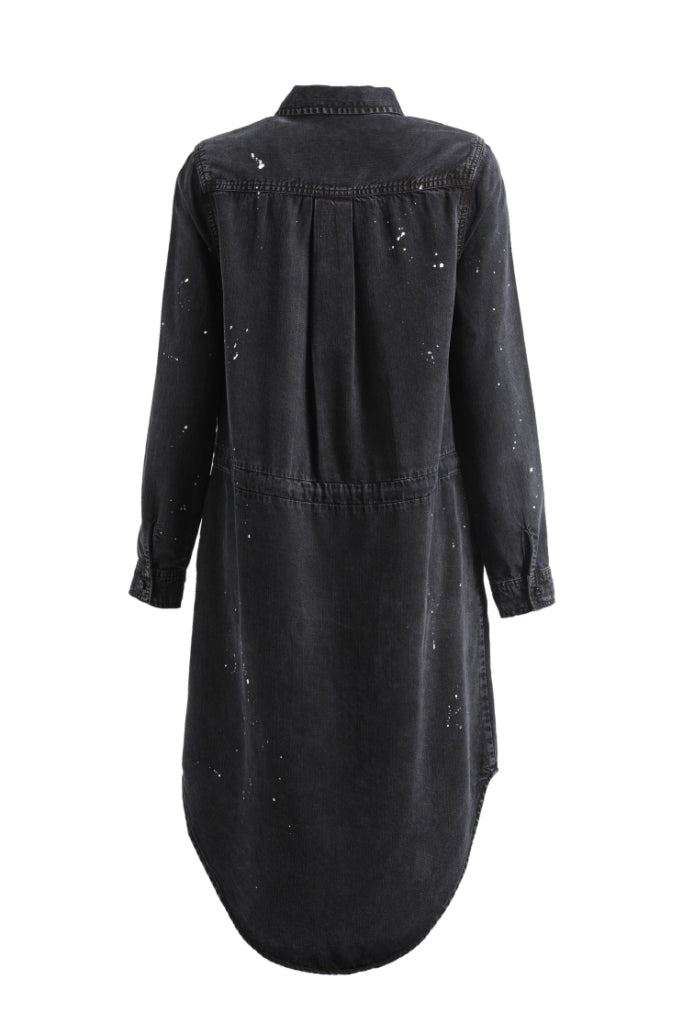 Michaela Shirt Dress