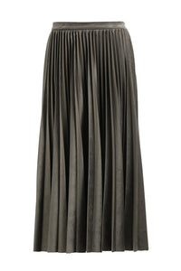 Paula Pleat Skirt - ELLY M Australia