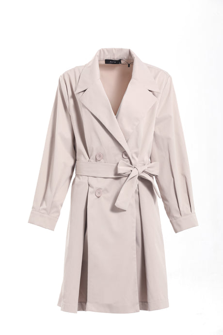 Audrey Dress Coat - ELLY M Australia