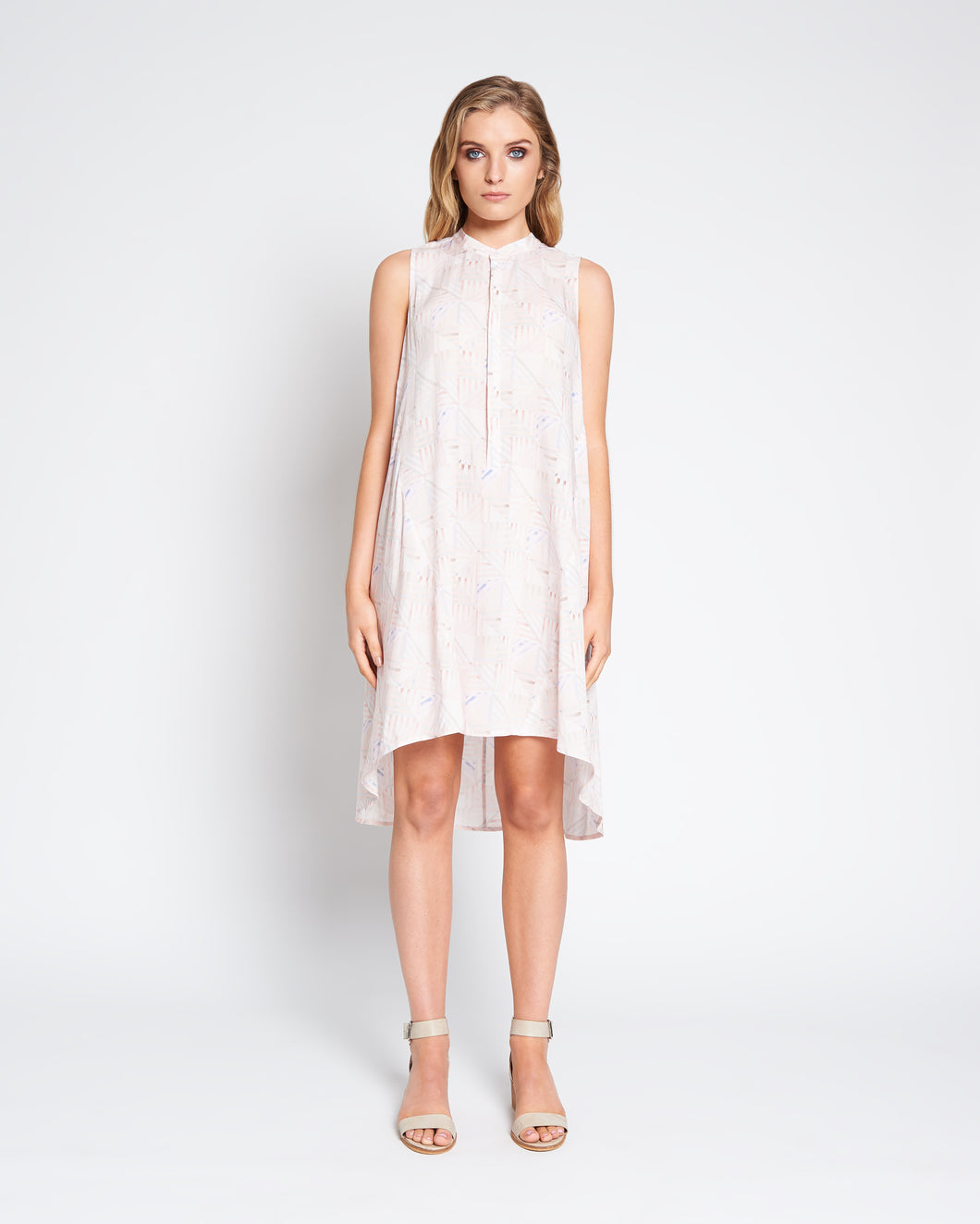 Adella Shirt Dress - ELLY M Australia