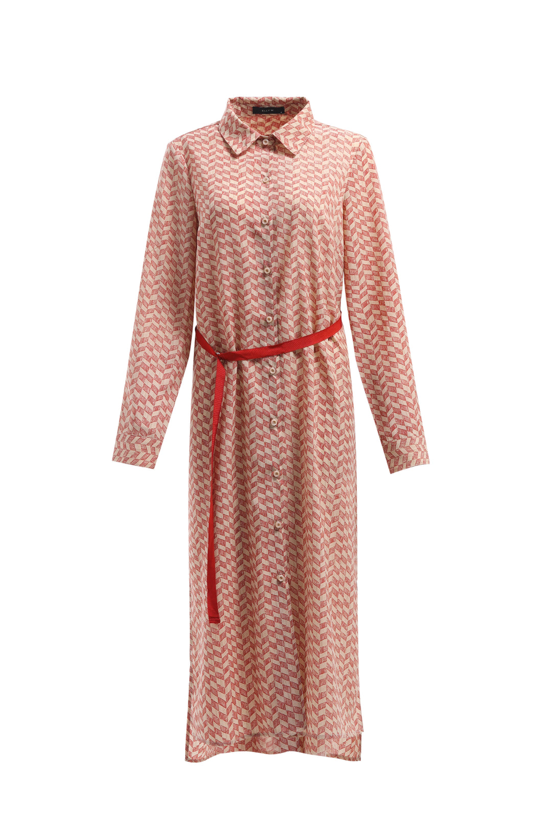 Rory Shirt Dress - ELLY M Australia