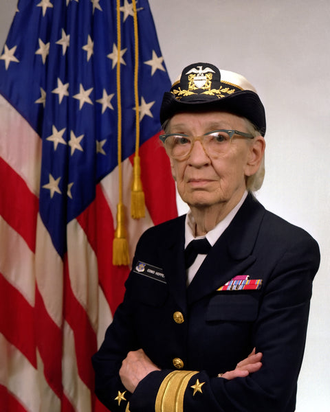 Safe Harbor: The story of Grace Hopper