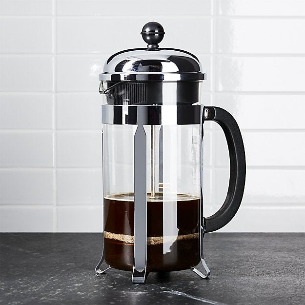The French Press: a memoir