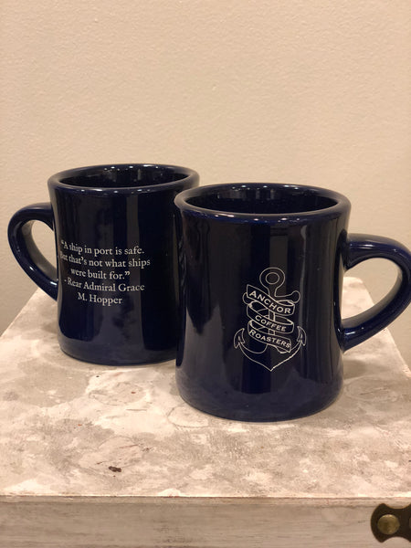 Anchor Coffee Roasters 'Heritage Collection' Mess Deck mug