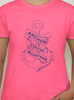 Women's Short Sleeve 'Anchor Coffee Roasters' T-shirt