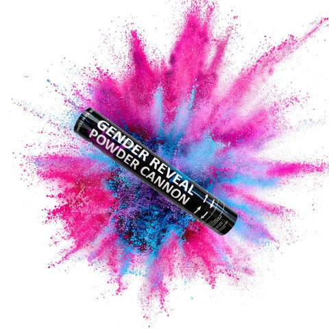 Gender Reveal Powder Cannons