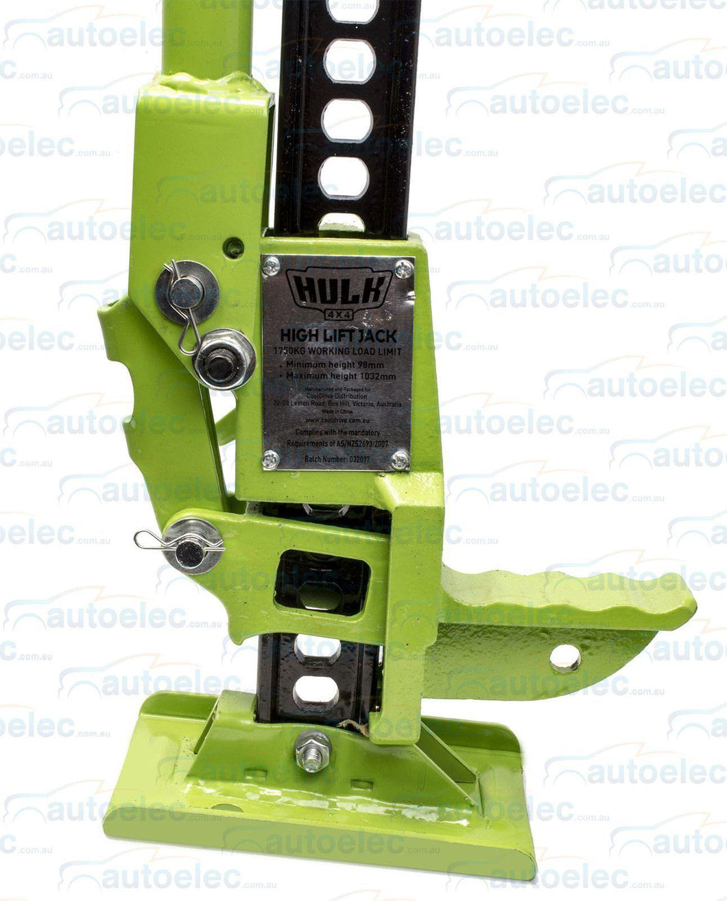 Hulk High Lift Jack 48