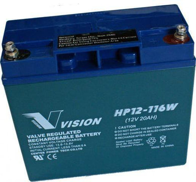 Vision HP12-116W Battery