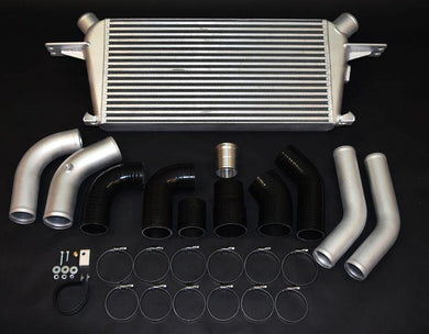Nissan Navara D40 ST-X V6 Front Mount Intercooler Kit